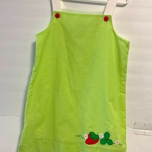 Mulberry St girls Spring 6x Embroidered flora